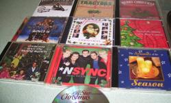 1. Bruce CockburnChristmas 13 Top Christmas Hits 2. All Star Christmas 15 Original Artists 3. Christmas With The Brady Bunch 12 Top Christmas Hits 4. Hanson Snowed In 11 Christmas Hits 5. Have Yourself A Tractors Christmas12 Top Christmas Hits 6. Home For