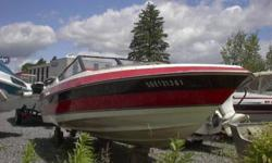 GREAT COTTAGE BOAT IN EXCEPTIONAL CONDITION. BOAT HOUSE STORED AND MAINTAINED BY MOBILE MARINE. GREAT BOAT PACKAGE ALL IT NEEDS IS A TRAILER. PRICE DOES NOT INCLUDE SALES TAX 13% CALL CHRIS FOR MORE DETAILS 705-789-3932