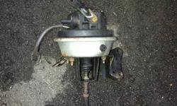 civic cruise control motor and cables. fits 96-00 honda civic works perfect came of my 97 civic si call or text me at 647 929 8409