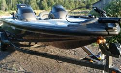 2007 Tracker Avalanche, 18.5' with 115 OPT Mercury Motor and Tracker Marine Trailer.  Fish finder, Trolling Moter and Safety equipment included.  Boat and Trailer like new, never used, only 7 hours on boat.