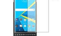 Clear Screen Protector for Blackberry Priv -Designed for perfect fit with the LCD screen. -Protect your phone front LCD screen against dust and scratches and eliminate glare. -Offers tough, durable, transparent surface while keeping the LCD screen clean