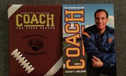 Coach Seasons 1 & 2 DVD