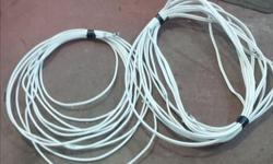 90FT OF COAXIAL CABLE $25.00 OBO