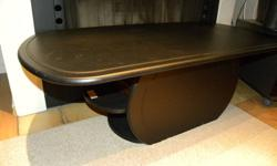 Great structural condition. Some cosmetic damage. End table picture available on request