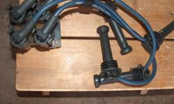 Coil Pack and Wires from 98 Ford Contour 2.0L 16 vaulve zetec vct, brand new condition, if interested please message.