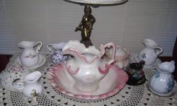 UNIQUE ITEMS OF DIFFERENT TYPES AND SIZES  $35 FOR THE SET OR BEST OFFER  PLEASE CALL 519-337-4088 AND ASK FOR JOHN