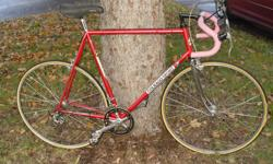 Colnago Sport 1980s 60cm $450 6137152658 Bikes in Excel cond few scuffs xbar mint otherwise
