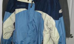 Columbia womens medium winter coat/ jacket, very seldom used