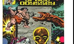2001: A Space Odyssey #1 in Fine+ condition.Published in December 1976, this began a series run of 11 issues.