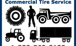 Commercial Tire Repair Service & Tire Emergencies Peterborough & Lindsay, Ontario, Canada  The Pro Tire Guy Inc.  1-888-562-8182 (toll free)Commercial Tires * Industrial Tires * Farm & OTR Tires Ontario Tire License C.V.W.S. A46276, 20+ years experience.