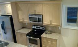 ***  MUST GO THIS WEEKEND ***   Selling BRAND NEW complete kitchen in order to make room for new custom kitchen.  Includes:   - Center island - All granite countertops - New cabinets - Double undermount sink   Price negotiable.  Buyer to pickup.