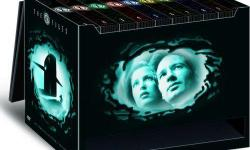 X-Files: Complete Series on DVD w/ first movie 61 Discs 200 Episodes