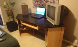Computer Desk for sale - good condition See pictures