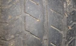 Control TA M80 Traction Advantage Tire. 205-70R14.
