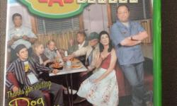 CTV series 'Corner Gas' DVD box sets. Season 2 available for $10.00 each. The set is in excellent condition and great for the ultimate fan.