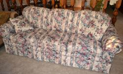 Couch in excellent condition. Comes from non smoking, no pet home. Has throw pillows as well. Asking $100.00 Can make arrangements to deliver.