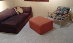 All three pieces for one price. Downsizing and need empty my rec room. Buyer must pick up.