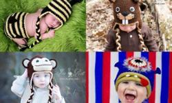 1600+ images of our crochet animal hats, patterns and much more. Newborn to Adult sizes. ( Prices from 30.00 and up ) Elephants, dogs, cats, penguins, monkey, zebras, sharks, owls, lions, tigers, piglets, bears, bunnys, dinosaurs, kangaroos, koalas and
