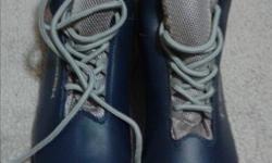 Three prong style, size 10 (43 Eur) Finmark ski boots, Hardly used
