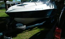 1994 Crownline 210CCR. Cuddy cabin cruiser. This is a chance to own a great boat at a very competitive price. This boat is powered by a Mercruiser 5.0 ltr inboard engine with an Alpha 2 outdrive unit. There are dual deep cycle marine batteries witha