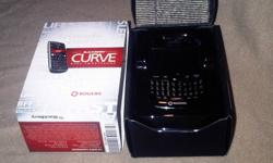 Brand new still in box. Protective screens still on from shipping. Blackberry Curve 9360 for sale. Resigned my Rogers contract and received this phone, but I prefer the Bold. $325.00 OBO