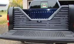 Custom Flow 5th Wheel Tailgate - brand new (bought another truck and it doesn't fit) - lockable with key - black - fits Ford 150 (2004-2008)