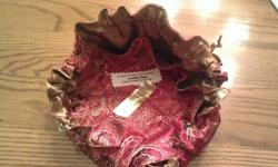 Lorraine's Crafts and Creations Jewelery Bags Multiple colours and styles available.