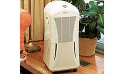 Danby Silhouette DDR583R Dehumidifier Controls Type Electronic Touch Sq. Ft. Coverage 3400 Sq. Ft. Pints per 24 Hrs 58 Pints Bucket Capacity 58 Pints Quiet Operation With Quiet Operation Humidity Control Humidistat Automatic Overflow Protection
