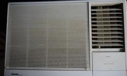 Window Air conditioner in excellent condition 12,000 BTU  -- was only used at the cottage. Located on Lake Kasshabog Not being used anymore, would like to see it go to a good home. Call 905 342-2703 or email me.