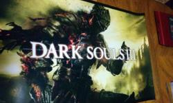 """""""Dark Souls 3"""" poster, 24x36"""" (60x90cm). Perfect for framing."""