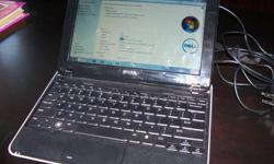 I have a gently and hardly used Dell Inspiriron 1012 Netbook available... it is in excellent working condition and comes from an extremely clean, smoke free environment...... comes with original box and packaging, manuals, original set up discs and