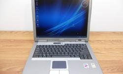 Dell Latitude D510   Intel PentiumM 1.86GHz processor 512MB RAM memory 40GB hard drive DVD-RW  CD-RW Intel PROSet built-in wireless High speed network port Good battery and power supply USB mouse   Windows XP Home (re-installed and updated) AVG