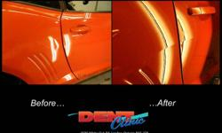 Dent Clinic ? Paintless Dent Repair  OPEN SATURDAYS!  Since opening in early 2011, the word has been spreading! Car owners all over the London area have been choosing Dent Clinic as the Affordable Alternative for minor auto body dent repair.  It?s the
