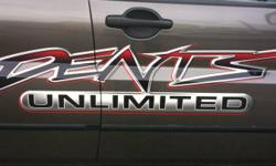 Dents Unlimited is London?s BEST choice for all your paintless dent repair needs. Others talk a big game but can?t match our training, quality or customer service ? ask around and see who over 90% of all London automobile dealers use! Our extensive
