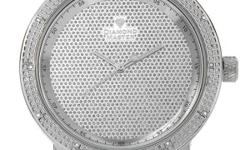 diamond master watch w/diamonds retails $899 with diamonds around outside of watch asking $130  this is a large face watch call me at 1-705-578-2343 elliot lake will ship at owners expence BRAND NEW