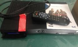 Complete with Bell Remote Control and Bell Smartcard for ExpressVu Digital TV Hardly used; No longer needed - I've switched to Fibe TV.