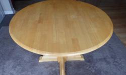 Used dining table. In good condition. Does not come with chairs.