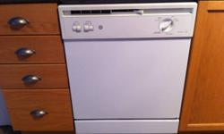 3 Year Old Dishwasher Works great. Built In