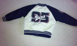 Buzz Lightyear boys size 6, fall jacket
