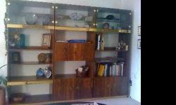 3 display cabinets..can be sold separately. $ 150.00 each