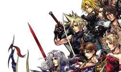 used Dissidia Final Fantasy
