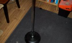 If you are looking at this you know what it is.  I am offering a brand new microphone stand for sale.  It comes as pictured and works great!  contact me through e-mail to inquire.  Thank you for looking.