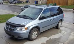 Make Dodge Model Caravan Year 2006 Colour Light Blue kms 238580 Trans Automatic I am selling this because I bought new car. Well maintained. Automatic transmission, power windows & locks, 7 seater with febric seats, light blue in color. 238580 km on