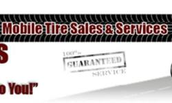 "The Tire Swappers, Mobile Tire Sales & Services ?Putting a New Spin on Tire Sales & Services!""   ?Don?t come to us?We?ll come to you! We will make your tire service, whether buying new tires, swapping seasonal tires, or just getting a tire repaired, as"