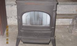 Model F400 MINT Like new condition oil burning stove perfect for your house. Dovre oil stoves are great whether your replacing a wood stove or looking for more heat without paying the high price of electricity. All you need is an oil tank and chimney and