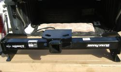 "I have for sale a BRAND NEW NEVER INSTALLED DRAW-TITE #41929 CLASS 5 ULTRA FRAME 2"" RECEIVER HITCH FOR RAM 1500/2500 3500 PICKUPS, COMPLETE w/ ALL ATTACHING HARDWARE. I ordered the wrong model for my truck. This is a $300 item that I am willing to sell"