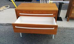 3 drawer dresser from storage 2.8 ft H, 3ft W, 1.75ft D $60 or Best offer