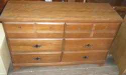 You are coming to the right place if you are looking for a good quality antique or vintage wood dresser that is in great condition and that is priced to sell! Dressers are all priced from $65-$150 and I have constantly changing inventory. You can view