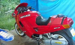 1992 ducat 907ie 42k