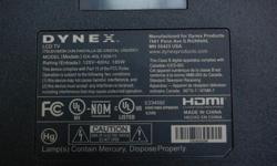 Dynex 40 inch lcd TV Moving and cant take with me. Needs a good home